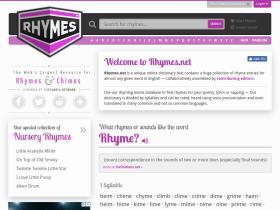 Rhymes.com